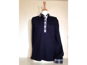 B.M.-company Blousemakers - Polo-Langarm-Shirt -..